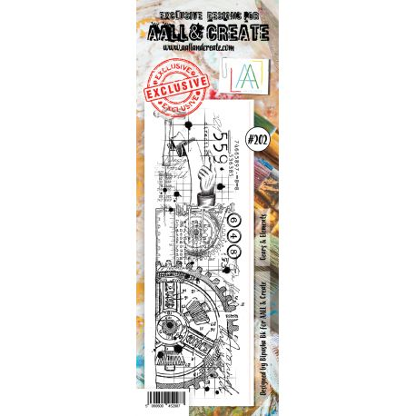 AALL and Create Stamp Set -202