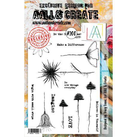 AALL and Create Stamp Set -200