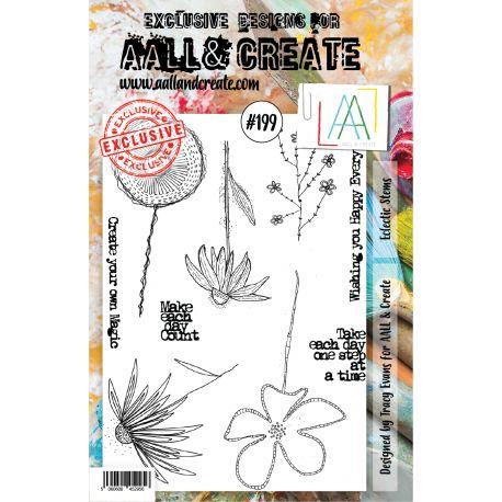 AALL and Create Stamp Set -199