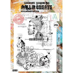 AALL and Create Stamp Set -196