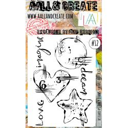 AALL and Create Stamp Set -12