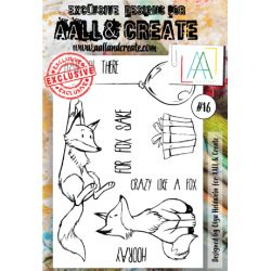 AALL and Create Stamp Set -16