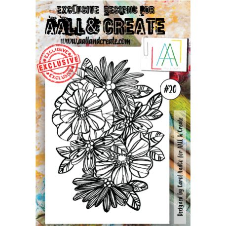 AALL and Create Stamp Set -20