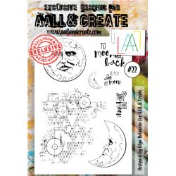 AALL and Create Stamp Set -22