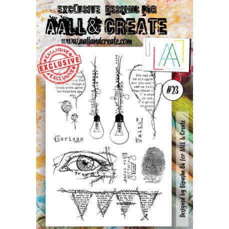 AALL and Create Stamp Set -23