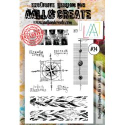 AALL and Create Stamp Set -24