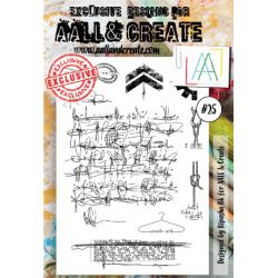 AALL and Create Stamp Set -25
