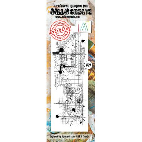 AALL and Create Stamp Set -29