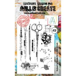 AALL and Create Stamp Set -39
