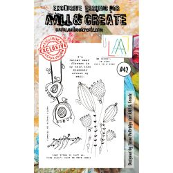 AALL and Create Stamp Set -42