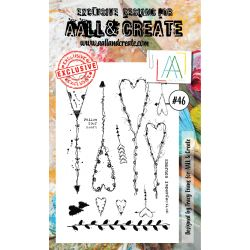 AALL and Create Stamp Set -46