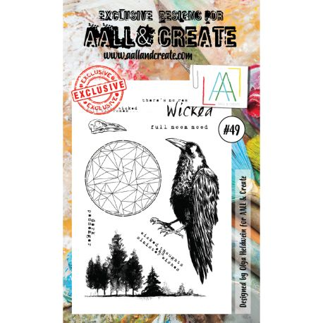 AALL and Create Stamp Set -49