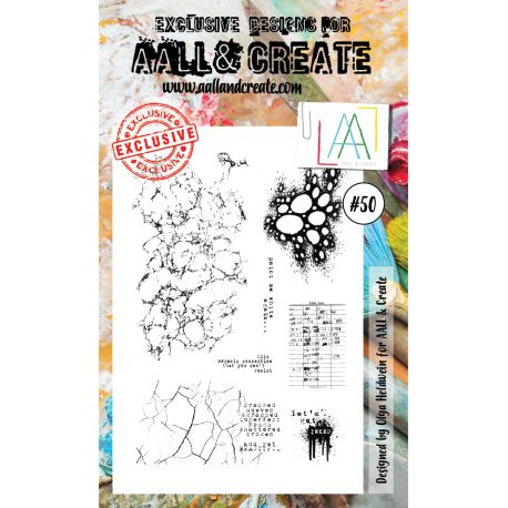AALL and Create Stamp Set -50
