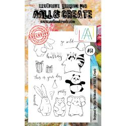 AALL and Create Stamp Set -51