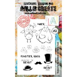 AALL and Create Stamp Set -53