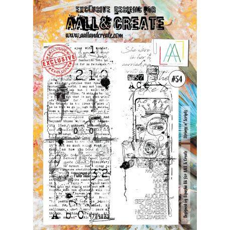 AALL and Create Stamp Set -54
