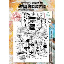 AALL and Create Stamp Set -55