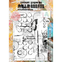 AALL and Create Stamp Set -56