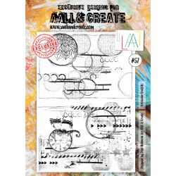 AALL and Create Stamp Set -57