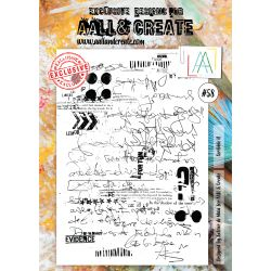 AALL and Create Stamp Set -58
