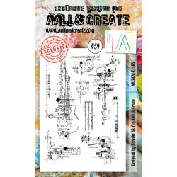 AALL and Create Stamp Set -59