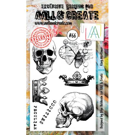 AALL and Create Stamp Set -66