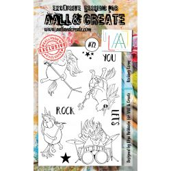 AALL and Create Stamp Set -72