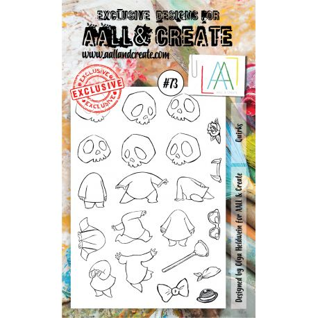 AALL and Create Stamp Set -73