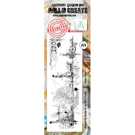 AALL and Create Stamp Set -74