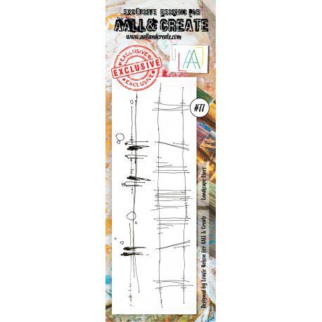 AALL and Create Stamp Set -77