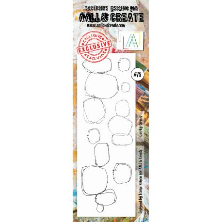 AALL and Create Stamp Set -78