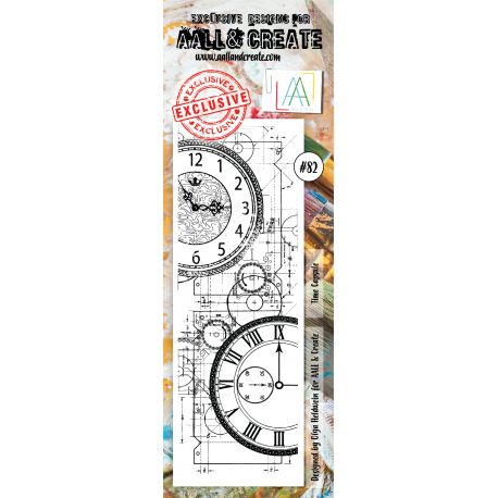 AALL and Create Stamp Set -82