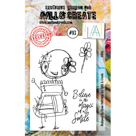 AALL and Create Stamp Set -83