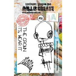 AALL and Create Stamp Set -86