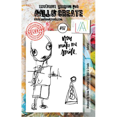 AALL and Create Stamp Set -87