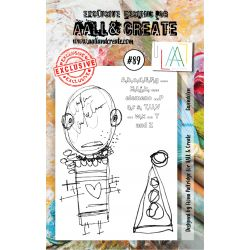AALL and Create Stamp Set -89