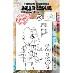 AALL and Create Stamp Set -90
