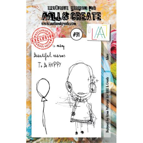 AALL and Create Stamp Set -91