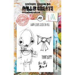 AALL and Create Stamp Set -92