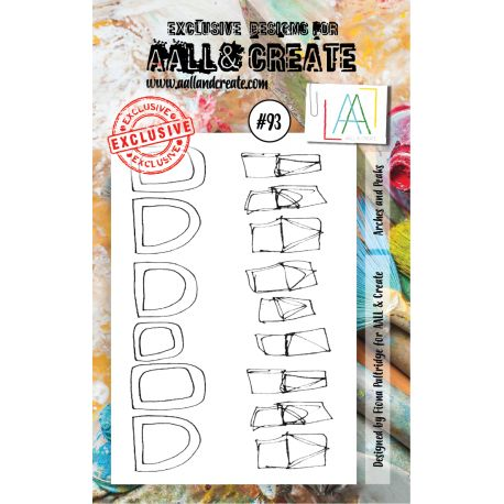 AALL and Create Stamp Set -93