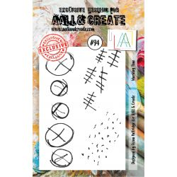 AALL and Create Stamp Set -94