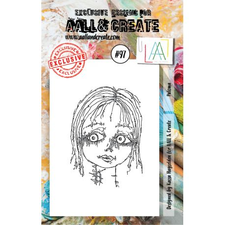 AALL and Create Stamp Set -97