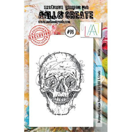 AALL and Create Stamp Set -98