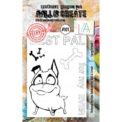 AALL and Create Stamp Set -101