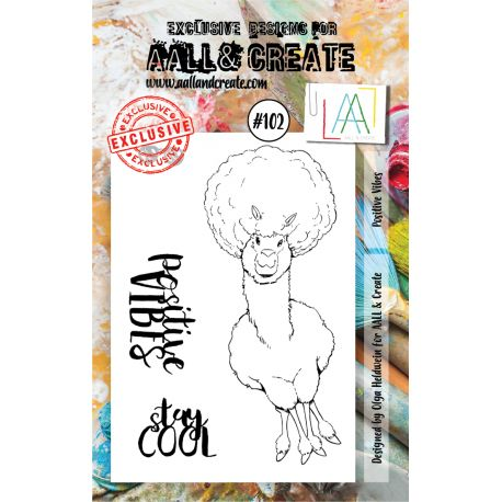 AALL and Create Stamp Set -102