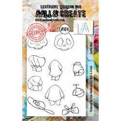 AALL and Create Stamp Set -104