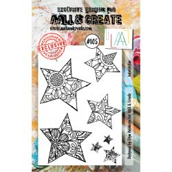 AALL and Create Stamp Set -105