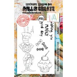 AALL and Create Stamp Set -106
