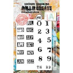 AALL and Create Stamp Set -107