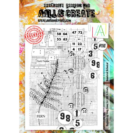 AALL and Create Stamp Set -110